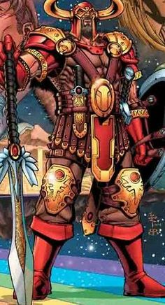 Orin goes toe to toe with keeper of the rainbow bridge of Asgard, Heimdall, to have words with Odin, can the king of Atlantis go through the mighty He Asgard Marvel, Marvel Vs, Marvel Comic Character, Marvel Characters, Marvel Comics Superheroes, The Mighty Thor, Spiderman, Loki Thor, Comics Universe