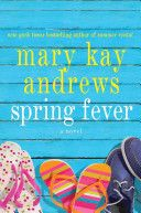 Here it is! The jacket for Spring Fever. Look for it June 5! I CAN'T WAIT!