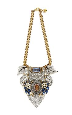 Lulu Frost One Of A Kind 100 Year Necklace by LULU FROST for Preorder on Moda Operandi