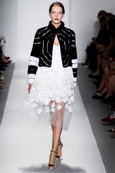 Dennis Basso   Spring 2014 Ready-to-Wear Collection   Style.com