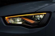 """Die neuen Voll-LED-Scheinwerfer im 2013 Audi A3 Sportback › """"Auto .. geil"""""""
