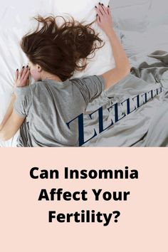 Conception Tips, Fertility Help, Trying To Conceive, Insomnia, How To Find Out, Sleep