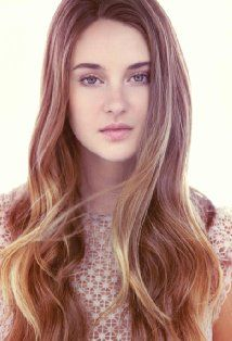 shailene woodley as KYLIE