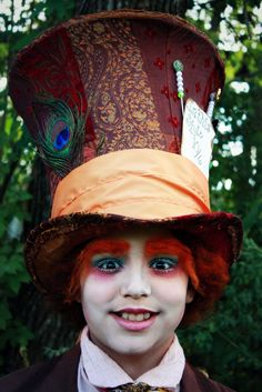 The Mad Hatter Costume | Homemade costumes, Mad and Costumes