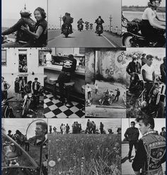 the chicago outlaws motorcycle club in the mid 60s' -danny