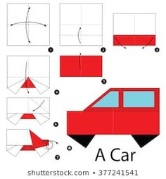 Origami for Everyone – From Beginner to Advanced – DIY Fan Diy Origami, Origami Simple, How To Make Origami, Paper Crafts Origami, Origami Instructions For Kids, Origami Easy Step By Step, Diy Step By Step, Step By Step Instructions, Paper Folding Crafts