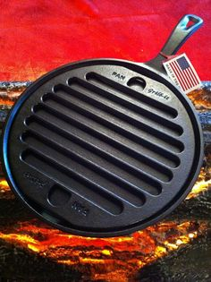 American Made Everything » An interactive database of all American products. » PAN Grill-it
