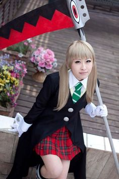 soul eater maka cosplay - Google Search