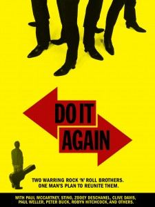 Leatha Fields-Carey reviews Do It Again at 1More Film Blog, hosted at Patheos.