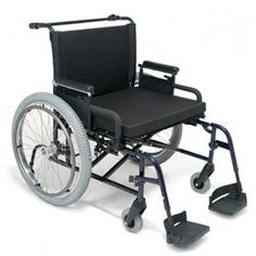 Quickie M6 manual wheelchair adjusts for perfect comfort