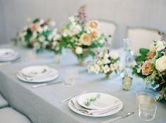 Soft and Delicate Wedding Inspiration | Wedding Inspiration | Oncewed.com