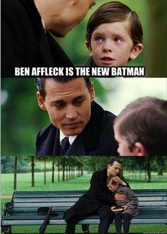 Ben Affleck As Batman In The Superman Sequel – 24 Pics