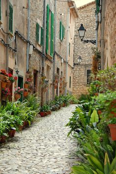 Valldemossa, Mallorca it simply is beautiful there.