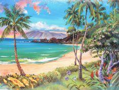 artist | Jim Kingwell | Maui Artist
