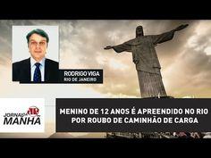 RS Notícias: Menino de 12 anos é apreendido no Rio por roubo de...