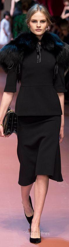 https://www.facebook.com/parysfurs http://www.parysfurs.pl/pl/oferta.html Dolce & Gabbana.Fall 2015.