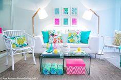 Una reforma espectacular y llena de color | Decorar tu casa es facilisimo.com