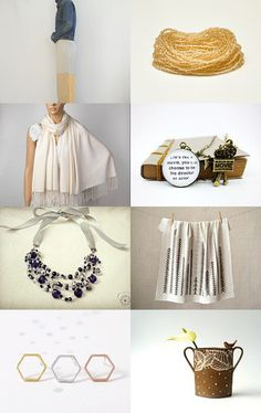 ♥♥♥ by Georgia on Etsy--Pinned with TreasuryPin.com #gifts #handmade #treasury #shopsmallbiz #sales #love #uniquegifts #jewelry #neckalces #floating #illusion #invisible #beaded