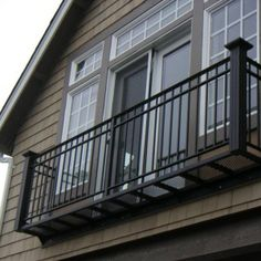 Juliette Balcony Railing : House Balcony Railing Gallery ...
