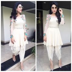 Eid Mubarak Everyone ✨ Pakistani Dress Design, Pakistani Outfits, Indian Outfits, Western Outfits, Kurti Designs Party Wear, Kurta Designs, Dress Indian Style, Indian Dresses, Frock Fashion