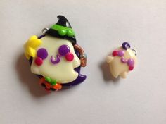 Fimo ghost family