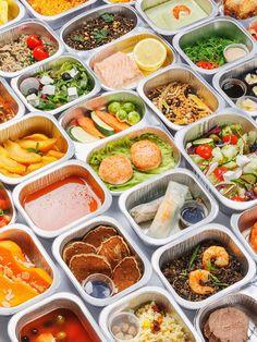 Meal Prep: Das hört sich an, wie eine neue, tolle Diät oder ein spezielles Training vor dem Essen. Das ist es aber nicht. Food Prep oder