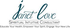 """Janet Love is a Spiritual Healer offering a variety of Intuitive consults to empower her clients life. Here's a testimonial from one of her clients, Megan """"Janet's intuitive guidance has shed light on some of the darkest, murkiest corners of my life.  Her voice always rings true and confirms my own deep knowing. During a particularly traumatic relationship transition, Janet's work was as illuminating and healing as therapy and served a crucial role in my recovery.""""  Sign up for her…"""