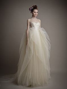 The 2015 Bridal Collection from Ersa Atelier Brimming With Grandeur and Elegance (=)