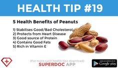 Heath Tips Daily Health Peanuts Benefits Of Campaign Content Medium Hair Cuts