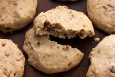 This cookie recipe makes crisp and buttery pecan sandies that are loaded with toasted pecans.