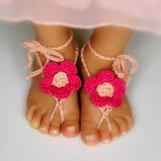 Free Barefoot Sandals Baby and Toddler