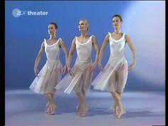 Auréole with the Royal Danish Ballet and Rudolf Nureyev
