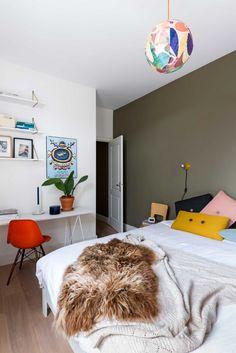slaapkamer   bedroom   vtwonen 09-2016   photography: Stan Koolen   styling: Jelle van de Schoor