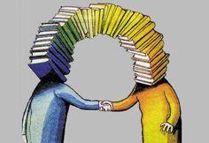 Basta che due Lettori Forti scoprano di aver letto lo stesso libro sconosciuto che già nasce un'amicizia.