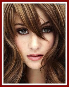 Super Hair Color Highlights And Lowlights Brown Long Bangs 68 Ideas Shailene Woodley Photoshoot, Hair Color Highlights, Thin Highlights, Hair Colour, Super Hair, Makeup For Brown Eyes, Hair Dos, Trendy Hairstyles, New Hair