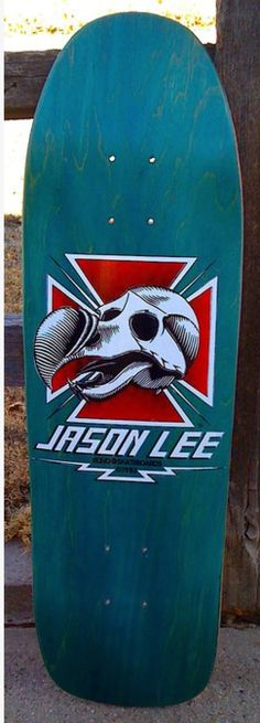 DECK OF THE DAY   BLIND   JASON LEE