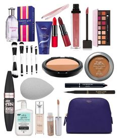 """""""Untitled #67"""" by nellanm ❤ liked on Polyvore featuring beauty, Tommy Hilfiger, Mulberry, L'Oréal Paris, Anastasia Beverly Hills, Maybelline, Jouer, Rimmel, Neutrogena and Nivea"""
