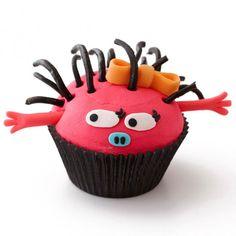 Grusel Muffins backen halloween nachtisch cupcakes für halloween