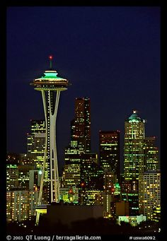 Seattle- DREAM vacation