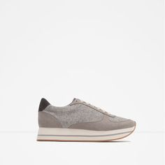 ZARA - COLLECTION SS16 - COMBINED SNEAKERS
