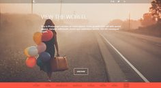 K. Responsive One Page Theme