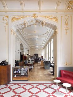 November Shop of the Month Study Space, Study Office, Retail Interior, Beautiful Buildings, Vienna, Oversized Mirror, This Is Us, Architecture, Shopping