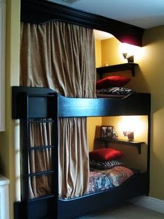 bunk beds for grown ups?!
