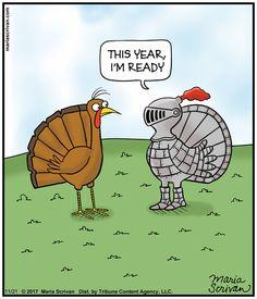 For November 2017 Funny Cartoons, Funny Comics, Turkey Jokes, Funny Qotes, Penny And Sheldon, Funny Images, Funny Pictures, Thanksgiving Jokes, Happy Turkey Day
