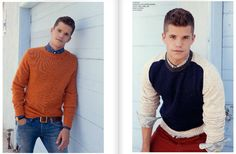 Men's crew neck sweaters are everything, I swear! Max And Charlie Carver, Max Carver, Teen Wolf Twins, Character Inspiration, Style Inspiration, Fashion Editor, Bff, Men Sweater, Stylists