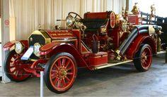 1918 American LaFrance Type 40 Pumper Fire Truck....