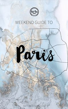 What to see, do and eat in Paris! A Weekend Guide to Paris by the Paris experts.