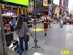 CINEMILLS LEDZ lighting was recently in action for OTRC (ABC) red carpet shoot in Times Square - NYC.   http://cinemillls.blogspot.com/2013/10/cinemills-ledz-lighting-in-action-for.html