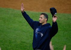 09/26/2013 -- TB @ NYY ANDY PETTITTE AND MARIANO RIVERA'S FINAL GAME AT YANKEE STADIUM