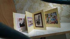 אקורדיון תמונות מעוצב מתנה ליום הולדת 60 לאמא  #displayfolder #handmadealbums #bookbinding #כריכהבעבודתיד #אקורדיון #הוצאהלאור #אלבומיםבהדבקה #notebook #מתנה #אלבוםתמונות Accordion Book, Bookbinding, Polaroid Film, Frame, Decor, Picture Frame, Decoration, Decorating, Frames